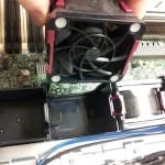 HP DL380 fan install